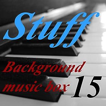 Background Music Box, Vol. 15