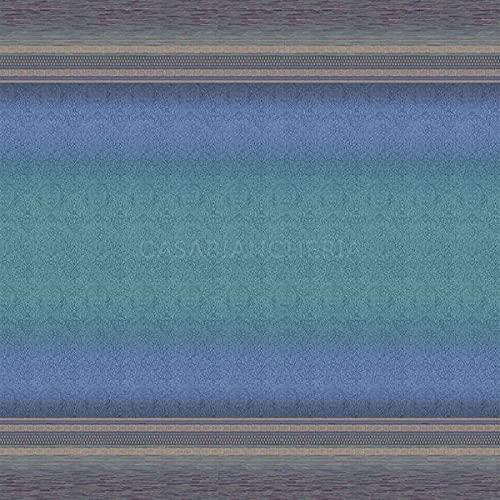 Bassetti Nabucco Foulard, Baumwolle, B1 Blu, 180x270cm