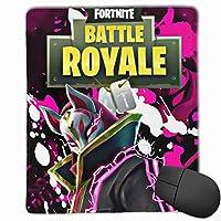 フォートナイト バトルロイヤル Fortnite マウスパッド ゲーミング ゲーミングなど適用 滑り止めゴム底 ゲーミング 25cm*30cm