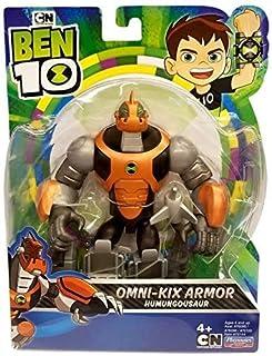 Ben 10 BEN47910 Action Figure-Humungosaur Omni Kix