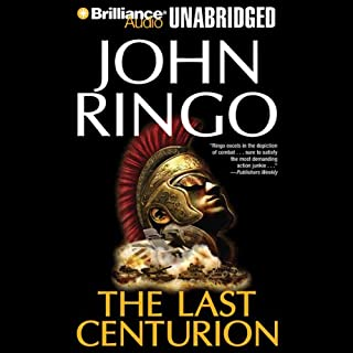 The Last Centurion audiobook cover art