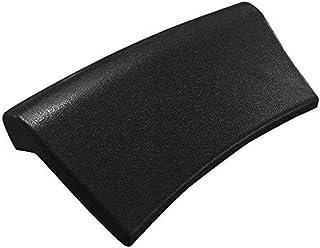 YXHMdd Waterproof Bathtub Pillow,Backrest Cushion Sucker, Ergonomic Tub Jacuzzi Headrest, Environmental Neck Pad,Head Back Shoulder Support