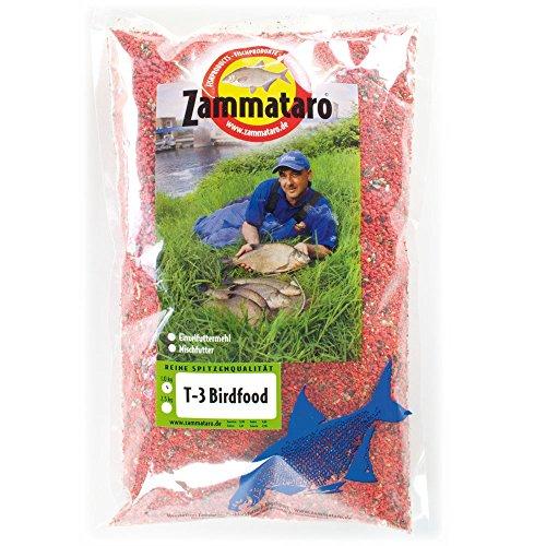 ZammataroFutterzusatz T-3 Birdfood rot
