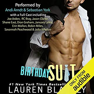 Page de couverture de Birthday Suit