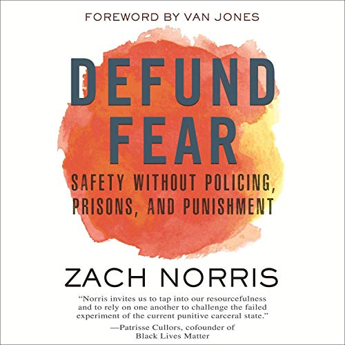 Defund Fear cover art