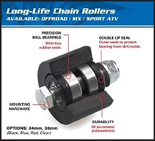 Yamaha YFZ450 ATV UPPER Chain rollers 1988-2006 5008