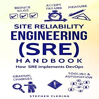 Site Reliability Engineering (SRE) Handbook cover art