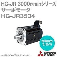 三菱電機 HG-JR3534 サーボモータ HG-JR 3000r/minシリーズ 400Vクラス (低慣性・中容量) (定格出力容量 3.3kW) (慣性モーメント 83.5J) NN