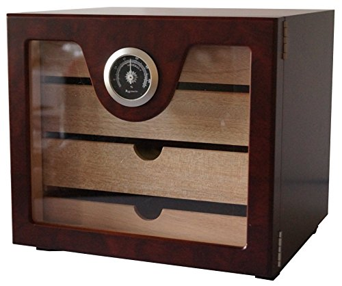 GERMANUS Humidor de puros, marrón