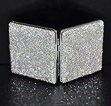 QZMX Caja de Cigarrillos Caja de Cigarrillos de Diamante Caj