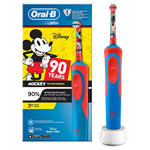 Oral-B Stages Power Kids - Cepillo...