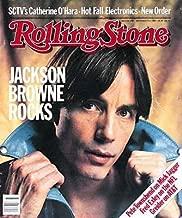Rolling Stone Magazine # 404 September 15 1983 Jackson Browne (Single Back Issue)