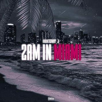 2am in Miami