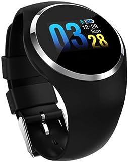LILY Reloj Pulsera Elegante De La Pantalla De Color, De Manera del Reloj De Bluetooth De La Frecuencia Cardíaca Resistente Al Agua Ms, 1.3 Pulgadas Interfaz USB 3.0 Reloj Inteligente
