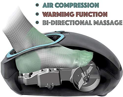 InvoSpa Shiatsu Infrared Foot Massager