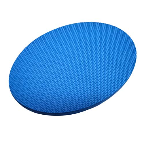Exercise Balance Pad, Non-Slip Cushioned Foam Mat & Knee Pad for Fitness and Stability Training, Yoga, Physical Therapy