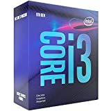 CPU INTEL Core I3-9100F 3.6GHZ 6M LGA1151 NO Graphics BX80684I39100F 999J4X