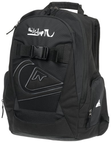 Quiksilver Men's Transition Backpack, Black, One Size