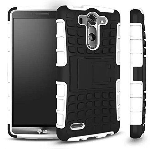Funda para LG G4, [resistente] LG G4 Armor Casos [Kickstand] Duro híbrido...