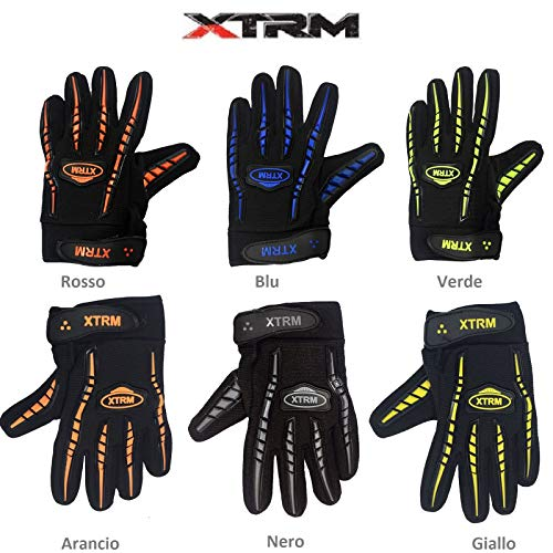 100/% BRISKER ADULT MOTORBIKE MX GLOVES NEW 2019 Motocross Trials Enduro Quad Dirt PIT Kart Bike ATV MTB Off Road Sports Racing Cold Weather Gloves