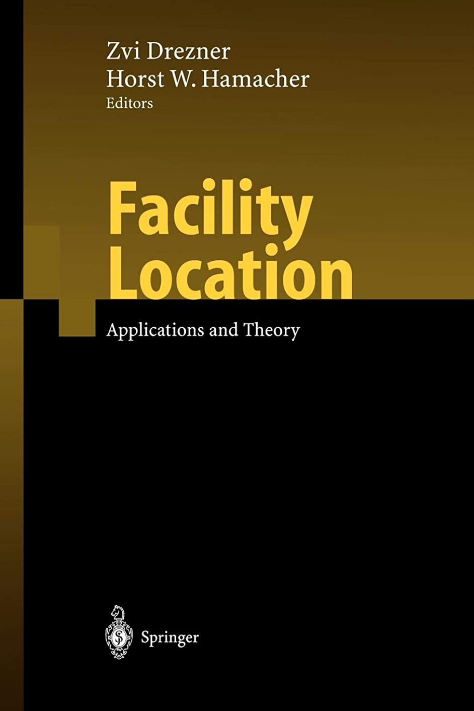 摂氏度説明大工Facility Location: Applications and Theory