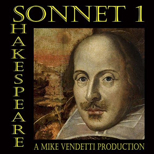 Sonnet 1 cover art