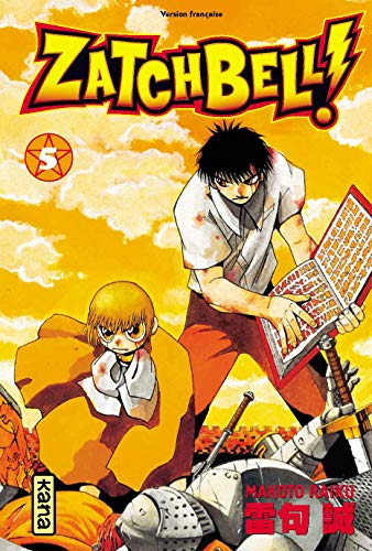 Zatchbell !, Tome 5 :