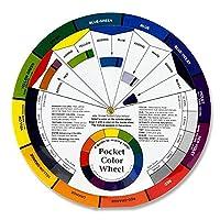 Premier Stationery Icon 13 cm Pocket Colour Wheel