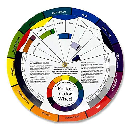 Premier cancelleria Icon 13 cm Pocket Colour Wheel
