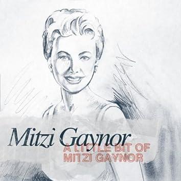 A Little bit of Mitzi Gaynor