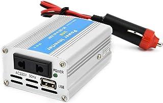 Inversor de Energia Do Carro portátil 100 W DC 12 V para AC 220 V Conversor Carregador Transformador com Carregamento Port...