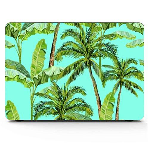Estuche para Mac Book Pro Beautiful Floral Summer Mac Book Pro 15'(con CD-ROM) / A1286 Estuche de plástico Cubierta para Teclado y Protector de Pantalla y Cepillo de Limpieza para Teclado