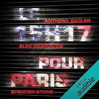 Page de couverture de Le 15h17 pour Paris