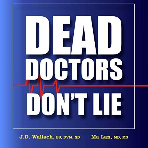 Dead Doctors Don't Lie cover art
