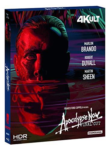 "Apocalypse Now Final Cut ""4Kult"" Digipack Ltd (4K+Br+Br Apocalypse Now 1979+Br R"