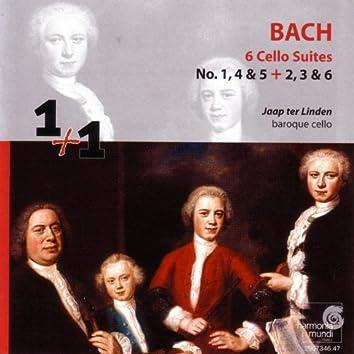 Bach: Six Cello Suites