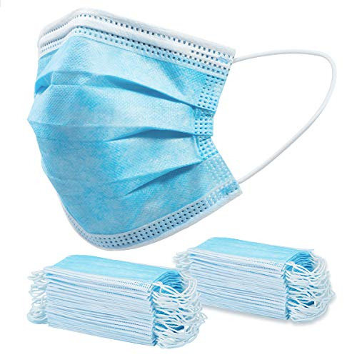 "(50% OFF) 50 Count Disposable Face Mask (Only Works On ""Light Blue"") $3.49 – Coupon Code"