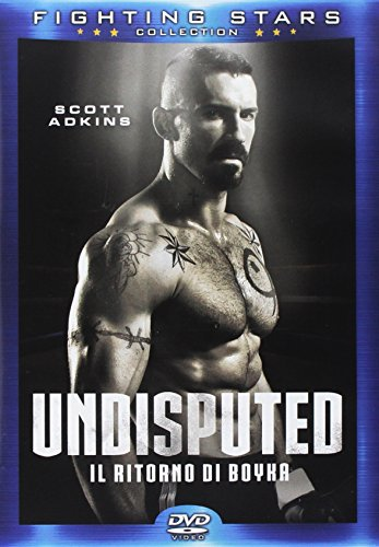 Dvd - Undisputed 4 (Fighting Stars) (1 DVD)