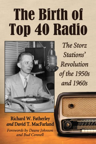 The Birth of Top 40 Radio: The Storz Stations' Revolution of the 1950s and 1960s (English Edition)