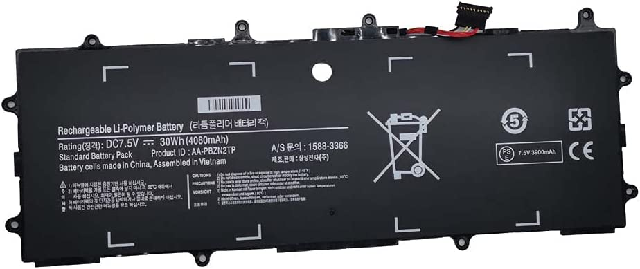 Batterymarket AA-PBZN2TP Replacement Battery Compatible Sam Mail order with Cheap sale