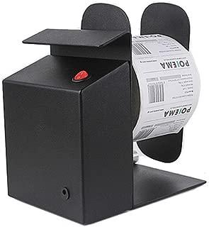Hanchen JM-900 Barcode Printer Label Rewinder Auto Reel Label Rewinding Machine Without Noise with 7.6cm/4cm Paper Tube