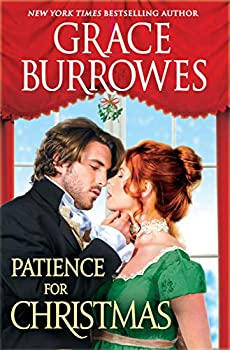 Christmas Grace.Patience For Christmas By Grace Burrowes All About Romance