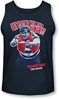 Tommy Boy - - Hombres Dinghy Tank-Top