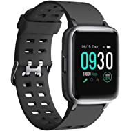 Willful Smart Watch 2019 Version Swimming Waterproof IP68, Fitness Tracker Watch with Heart Rate...