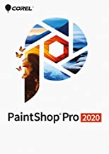 PaintShop Pro 2020 - Photo Editing & Graphic Design Software [PC Download]