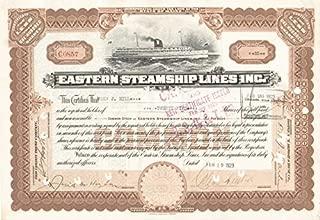 eastern steamship lines inc