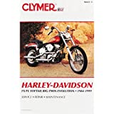 Clymer Repair Manual for Harley FX/FL/FLSTN...