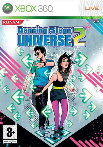 Dancing Stage Universe 2 + Alfombra