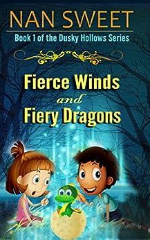 (1) Fierce Winds and Fiery Dragons (Dusky Hollows) by [Nan Sweet]