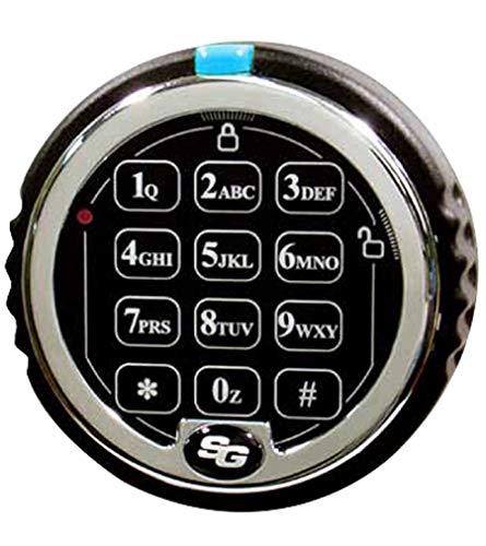 Sargent & Greenleaf S&G Model 2007-102 Titan DirectDrive Electronic Safe Lock Kit